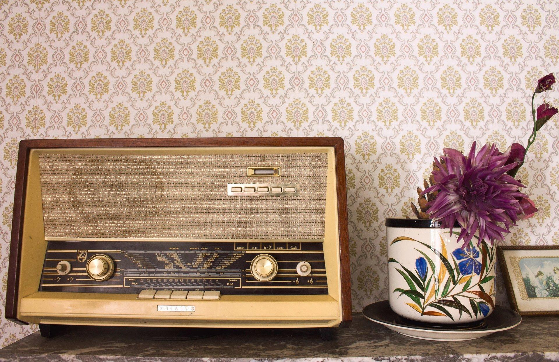 Винтажные радиоприемники своими руками 25