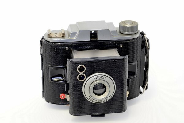 камера ansco флэш clipper макро