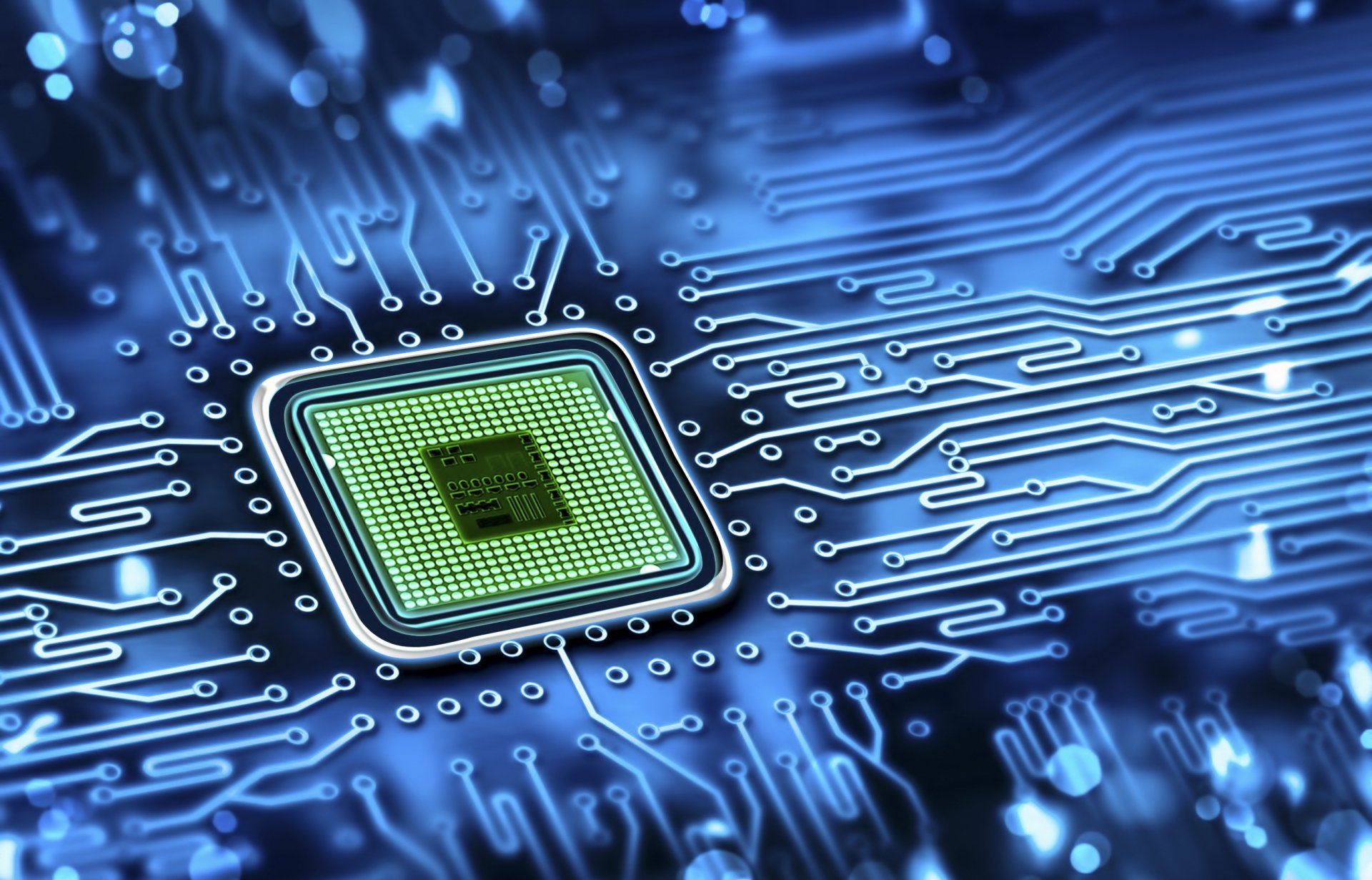 competition in the microprocessor market intel