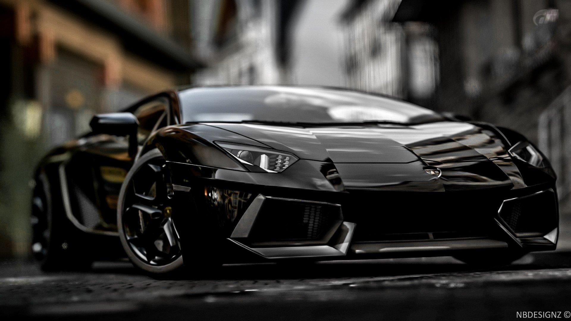 Обои Lamborghini, Облака, красиво, темный фон. Автомобили foto 7