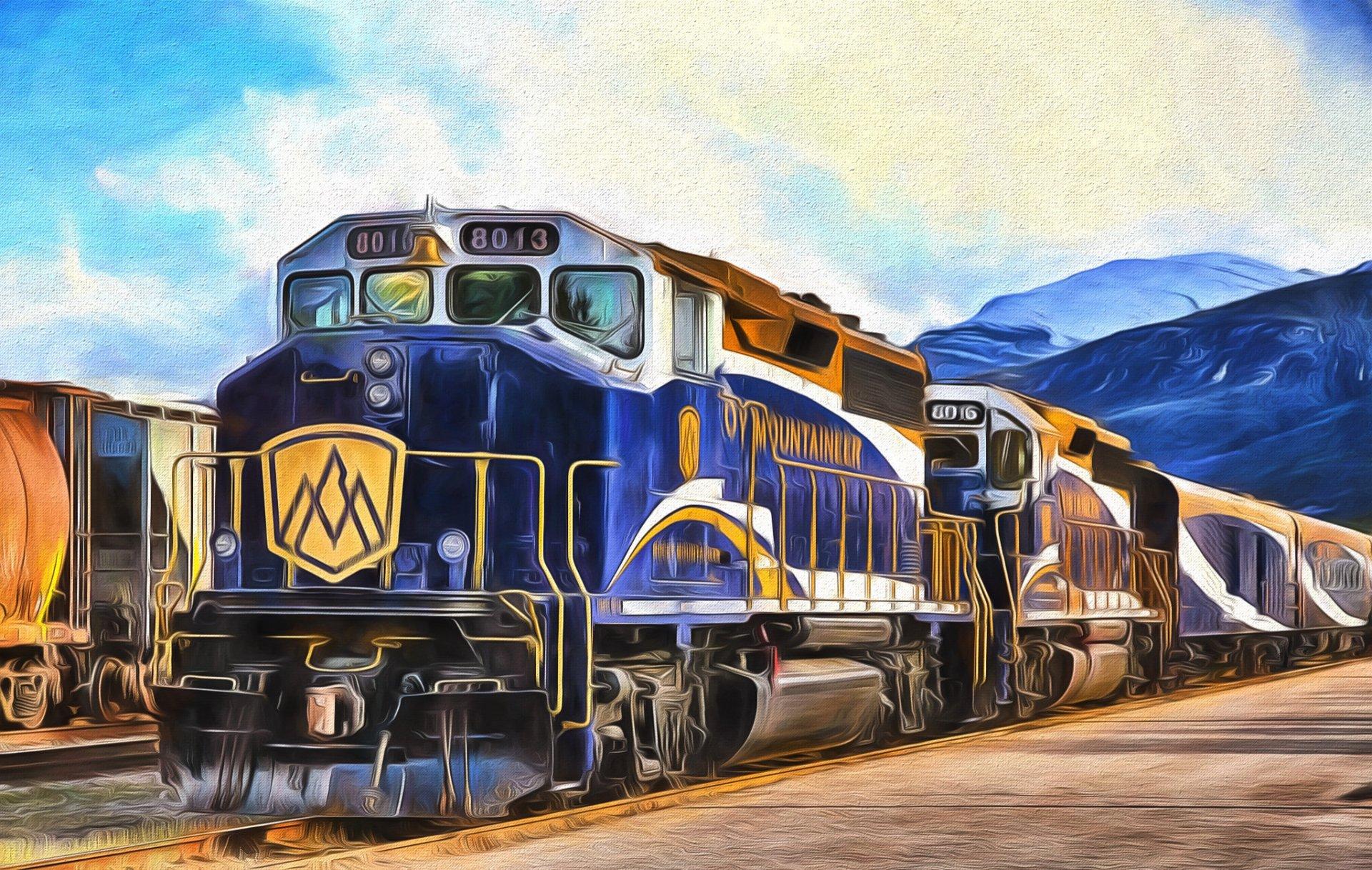 красавицу смело красивые картинки на железнодорожную тему пункт