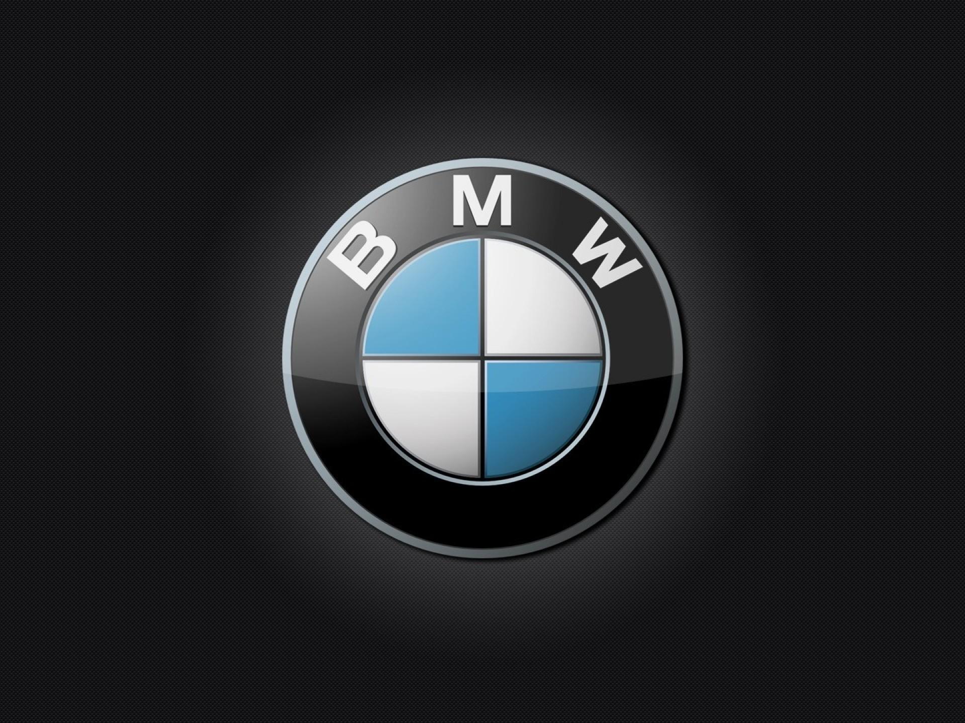 bmw логотип обои