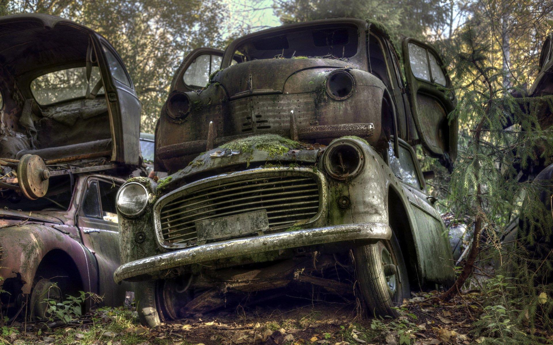 Обои машины, лом. Автомобили foto 9