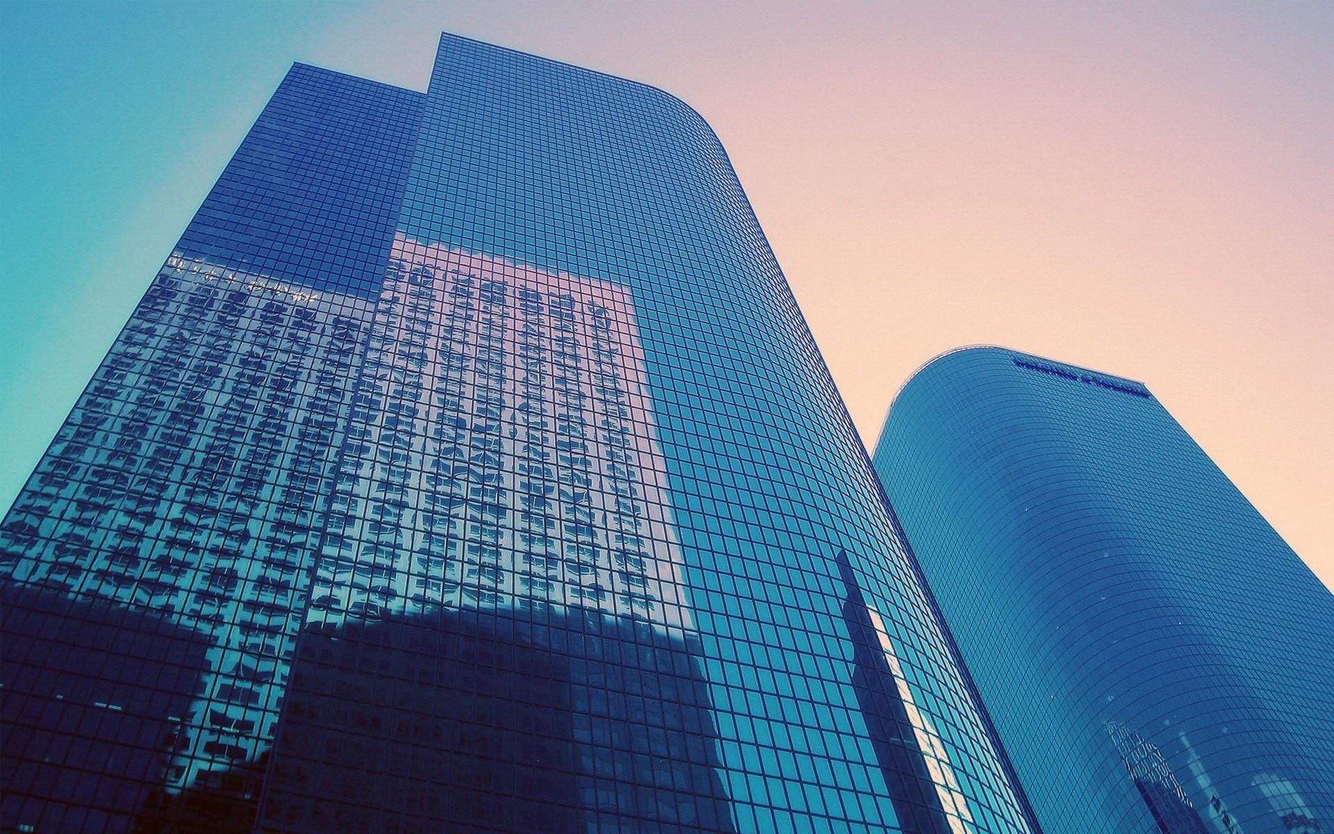 Схема небоскреба без смс
