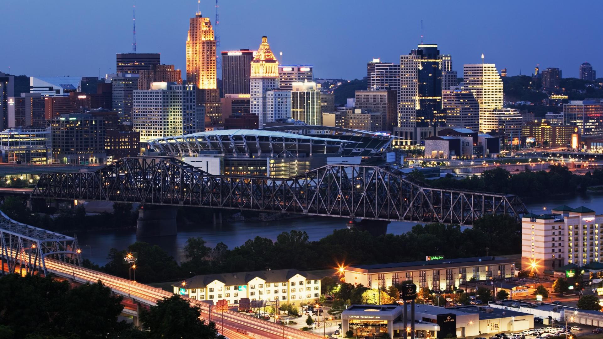Louisville Lights, Kentucky подборки