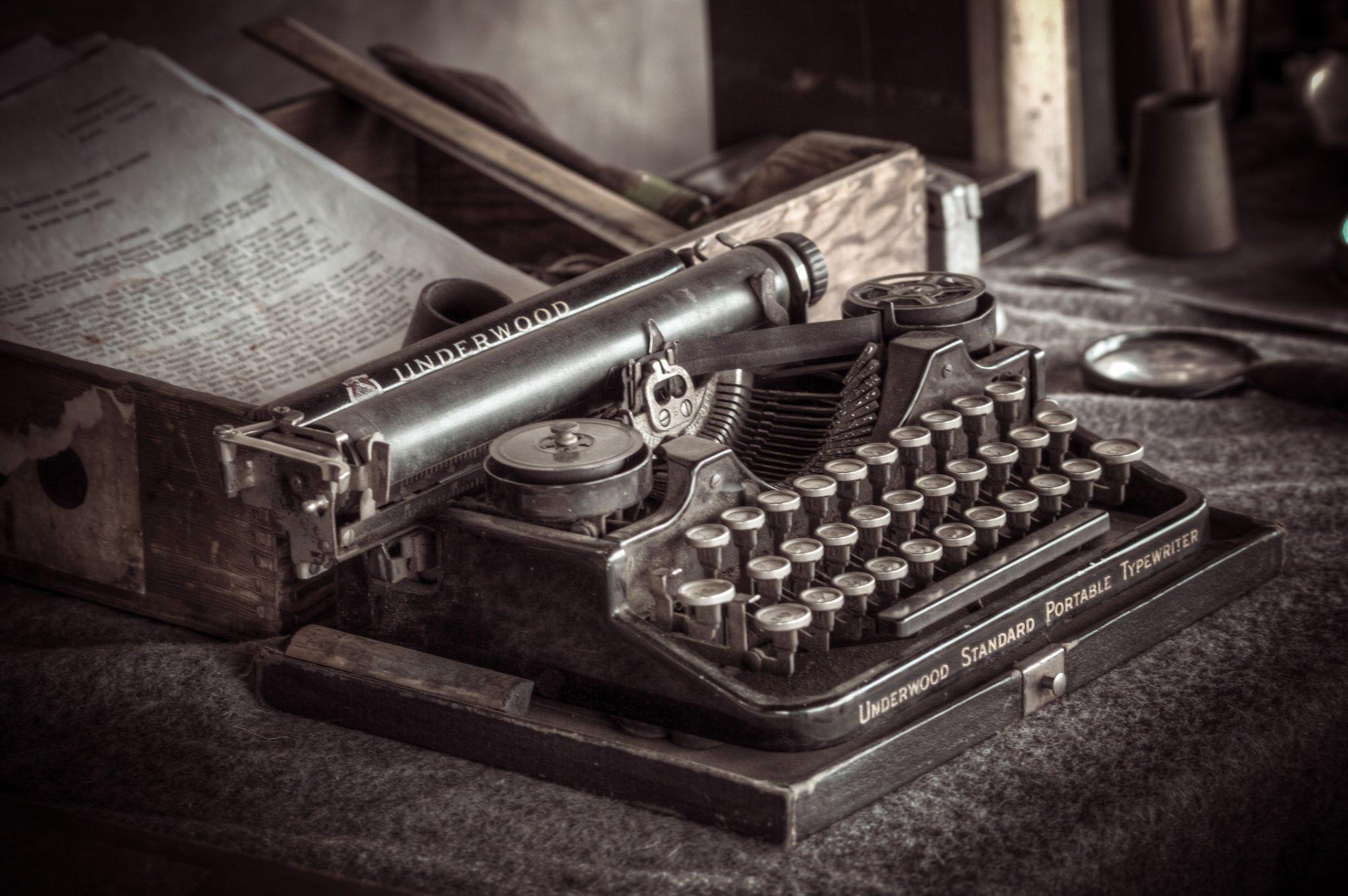 том, старинные печатные машинки фото помощь предоставляем