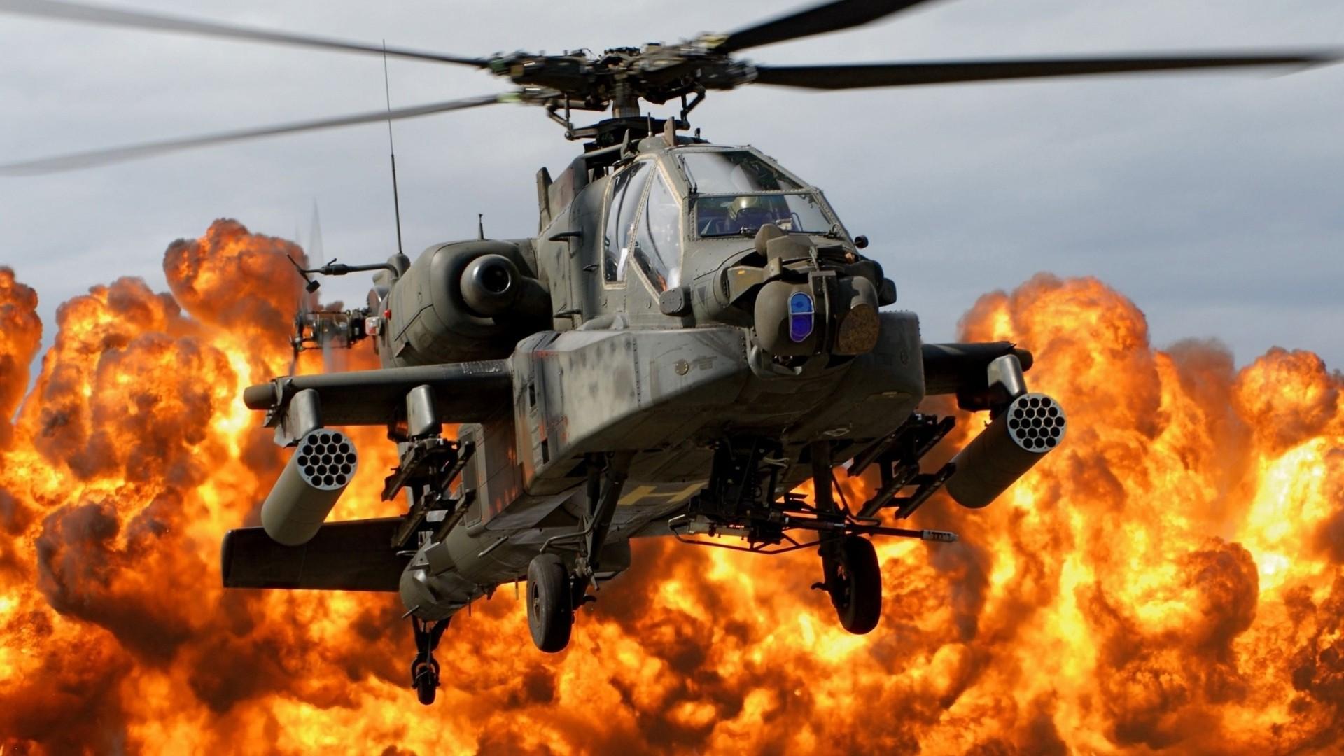 Стрельба с вертолета без регистрации