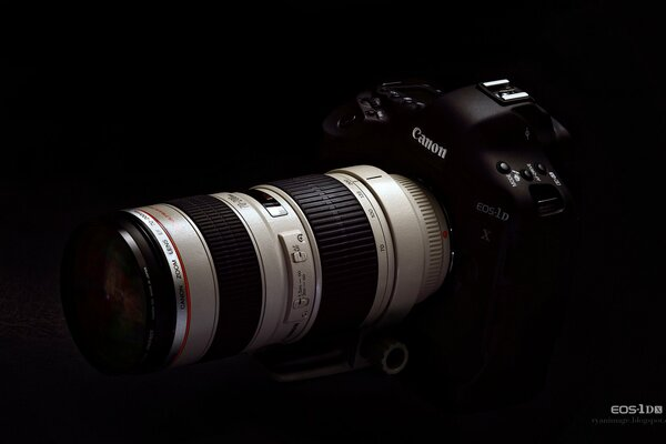 фотоаппарат Canon EOS-1D X объектив Canon EF 70-200mm F2.8L
