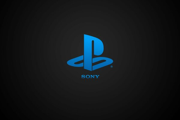 Playstation 4 PS4 Hi-Tech Logo Sony Console Sony Playstation