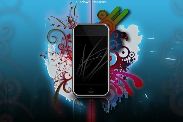 IPHONE BEAUTIFUL CREATIONS Apple iPhone 5C IOS 7 Smartphone Смартфон Colors