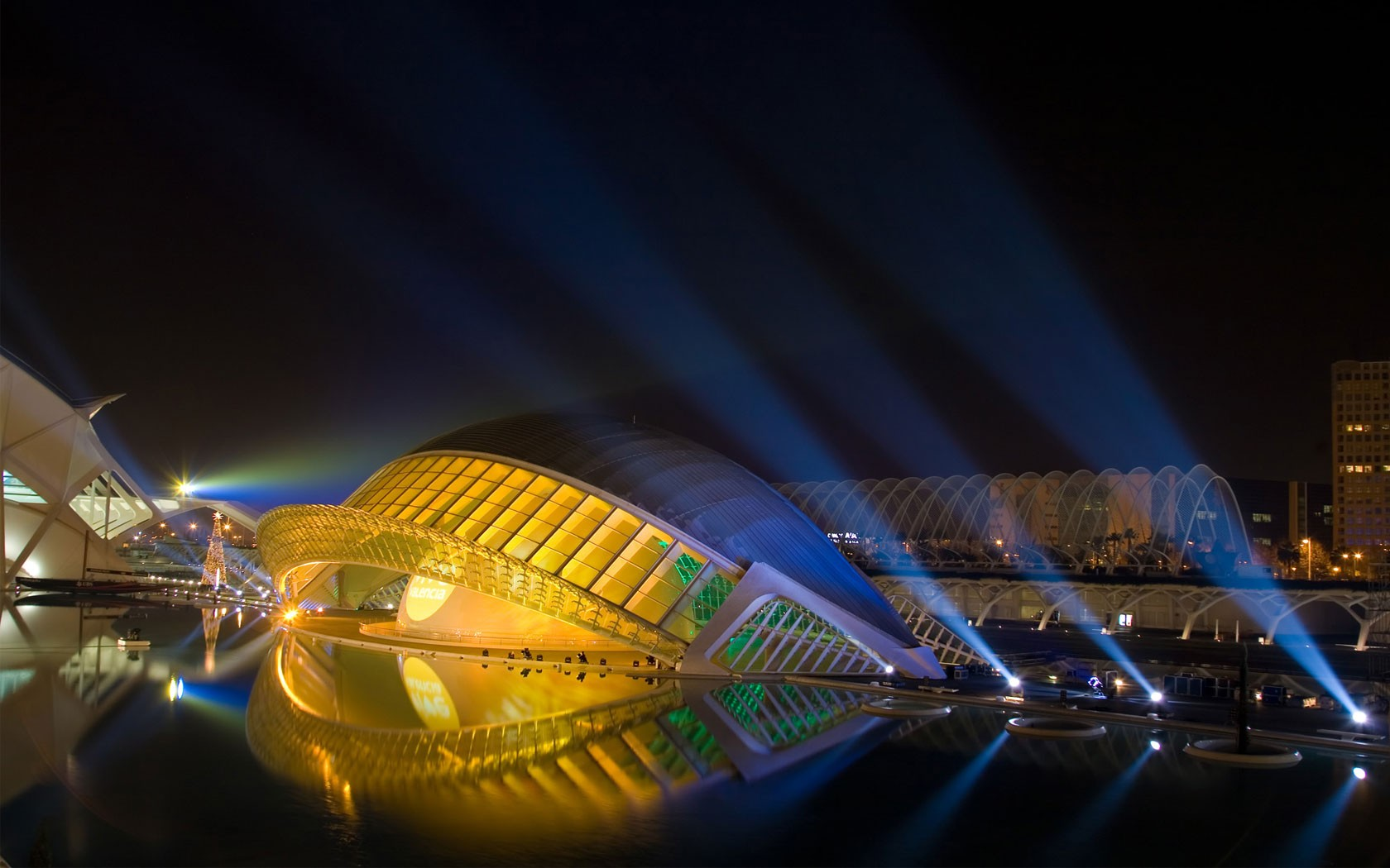 spain hemispheric valencia
