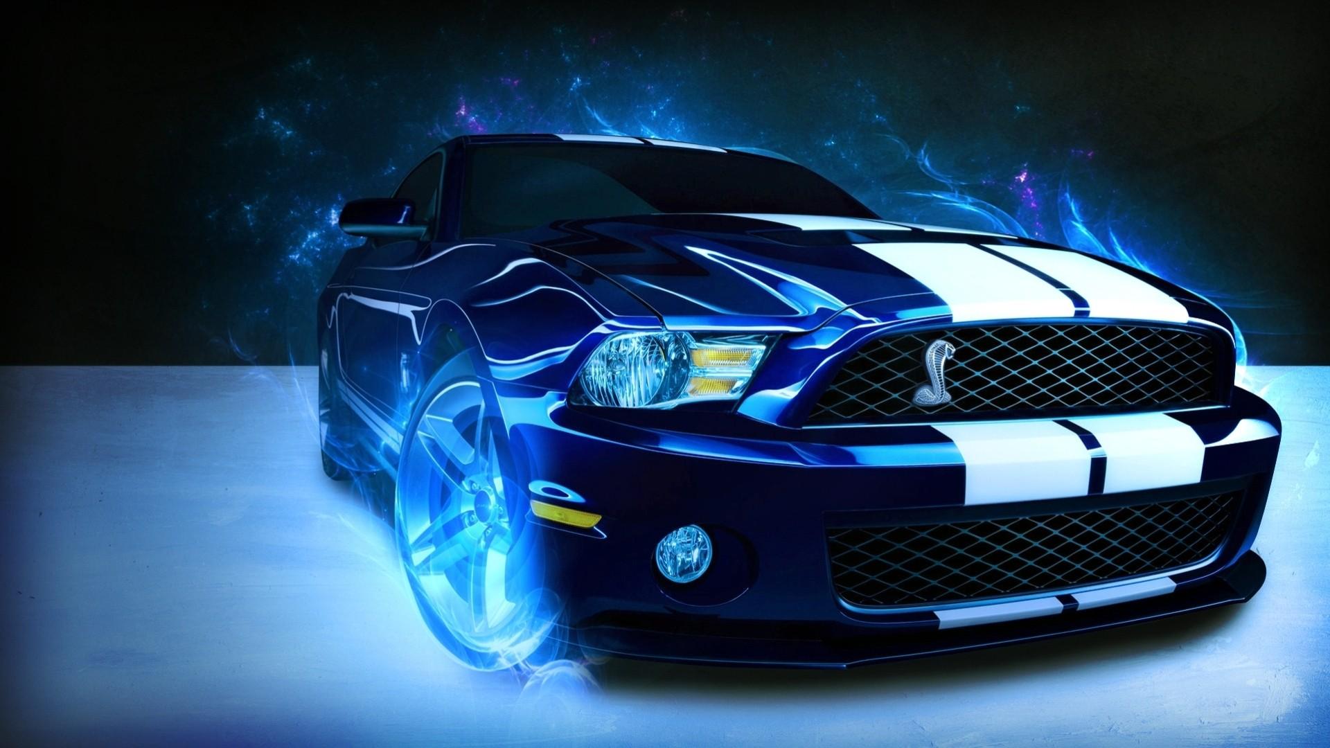 Shelby Mustang без смс
