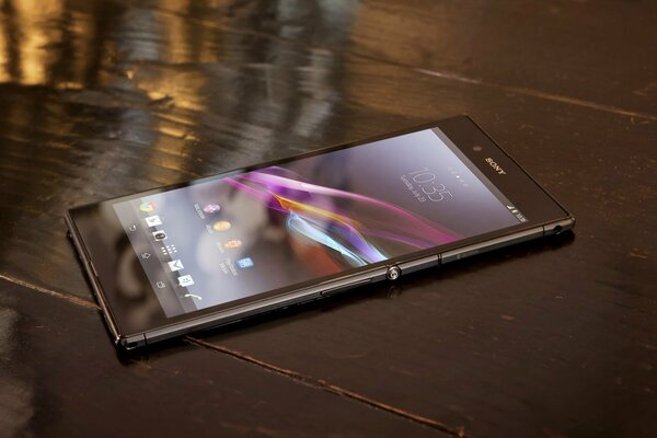 sony mobile xperia z ultra table triluminos смартфон