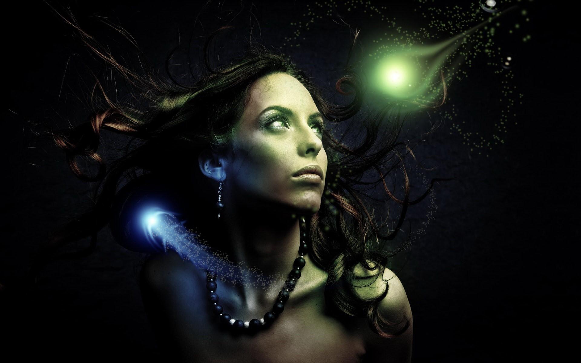 Красивые картинки о магии, открытка