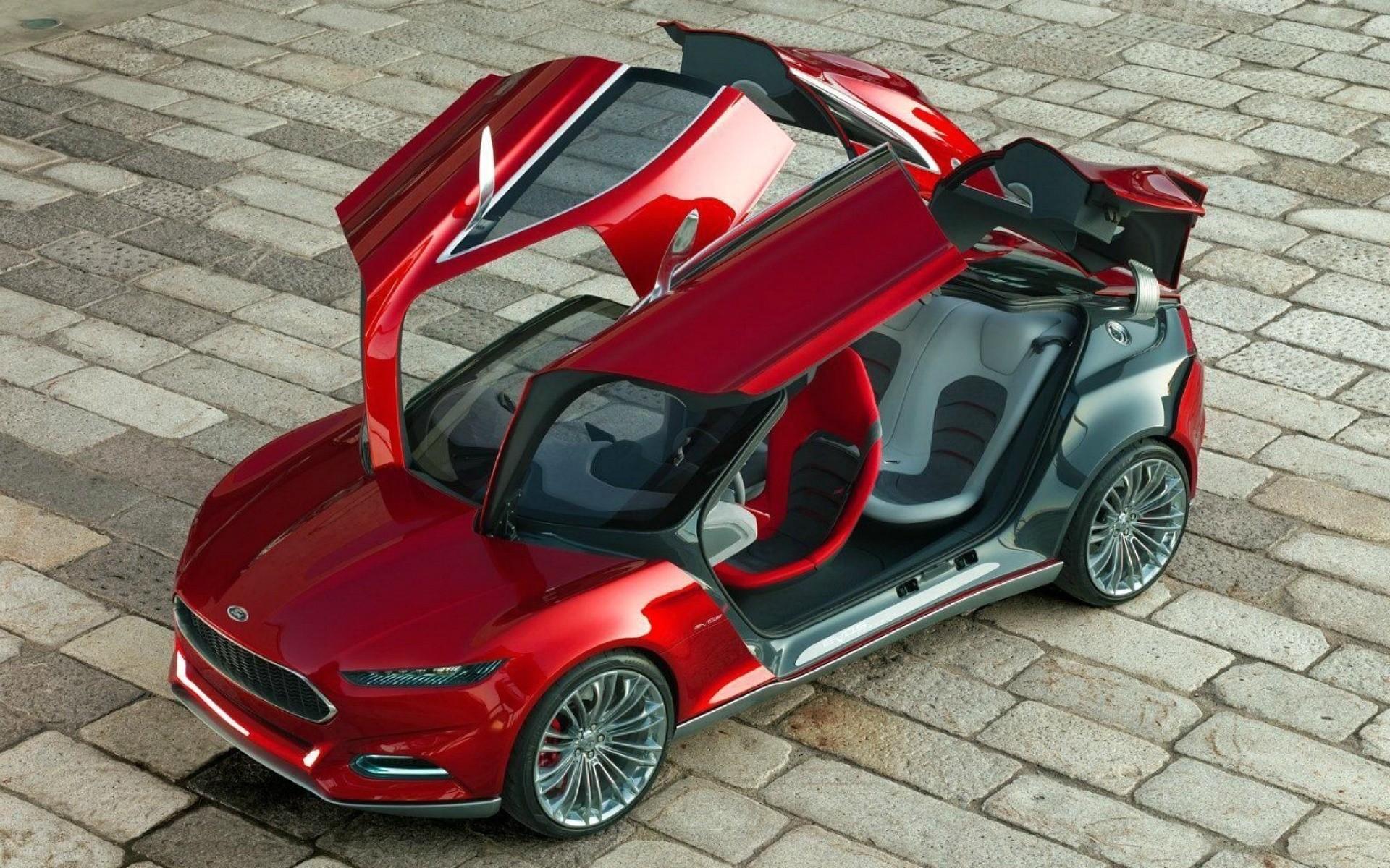 концепт кары форд #11