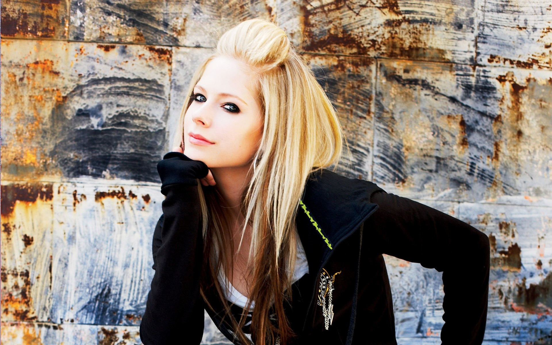 Картинки с надписью блондинки