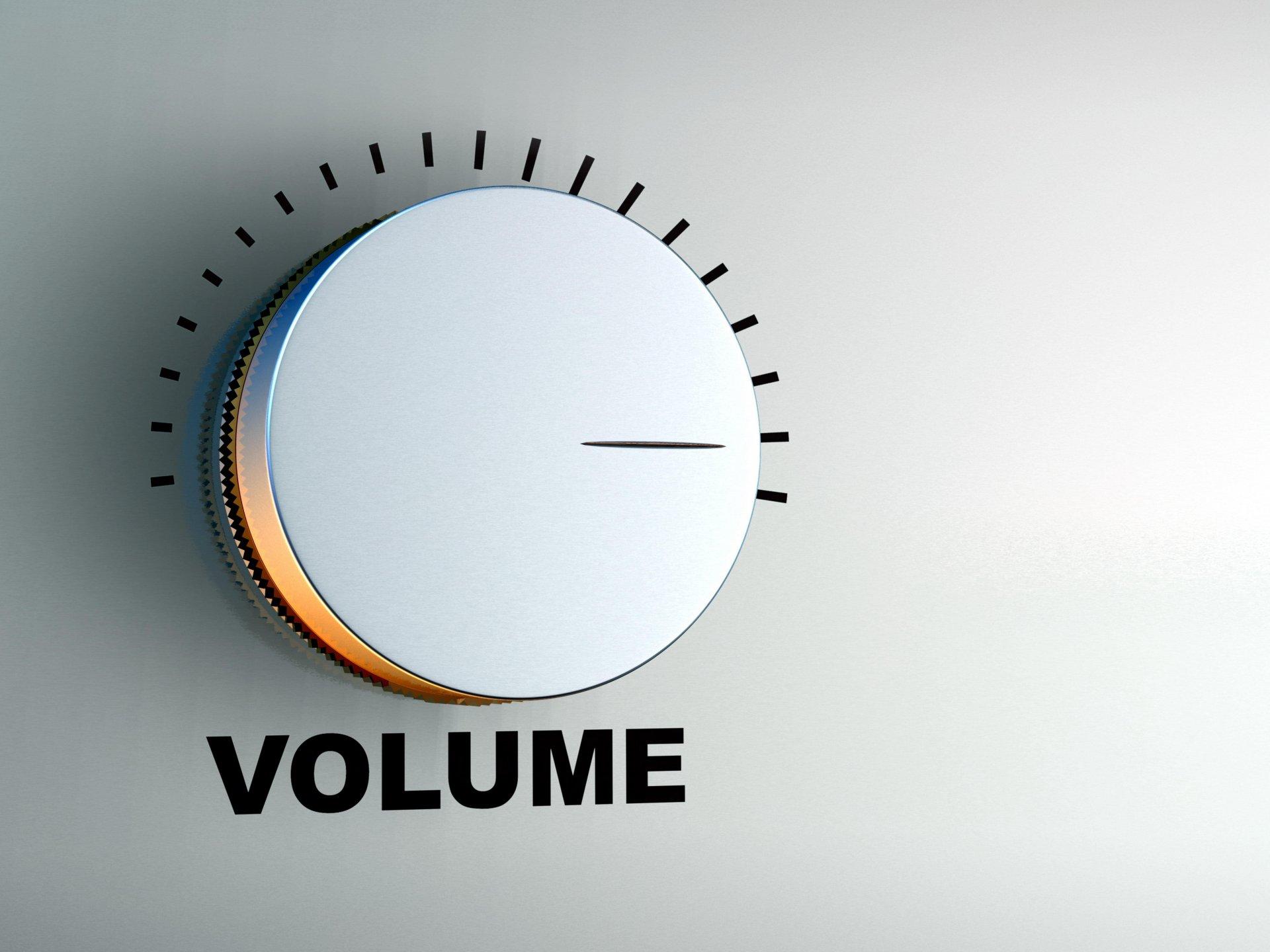 Как сделать звук резким