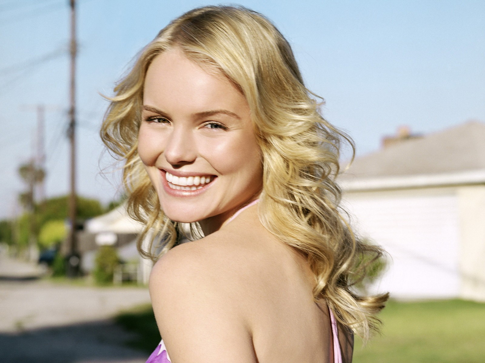 kate bosworth улыбка