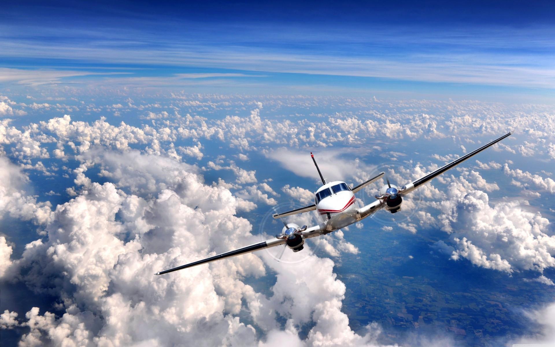Обои бомбардировщик, Облака, Самолёт. Авиация foto 8