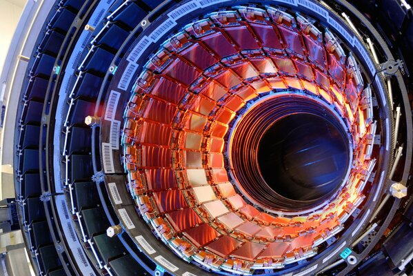коллайдер большой адронный Large Hadron Collider