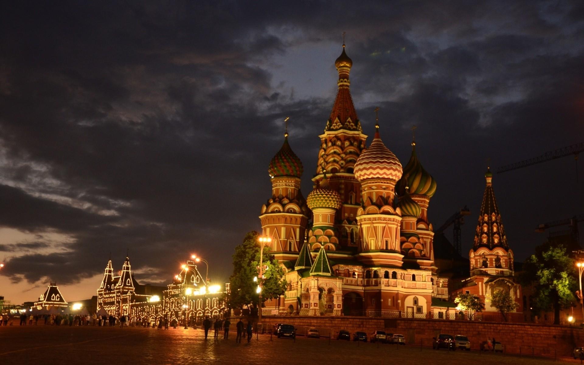 Обои moscow, храм василия блаженного, красная площадь. Города foto 18