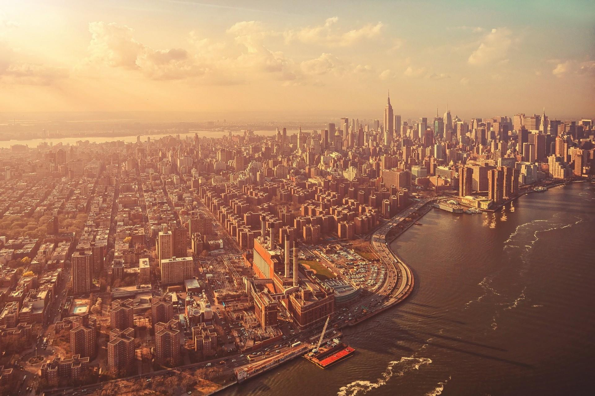 Самые красивые картинки нью-йорка