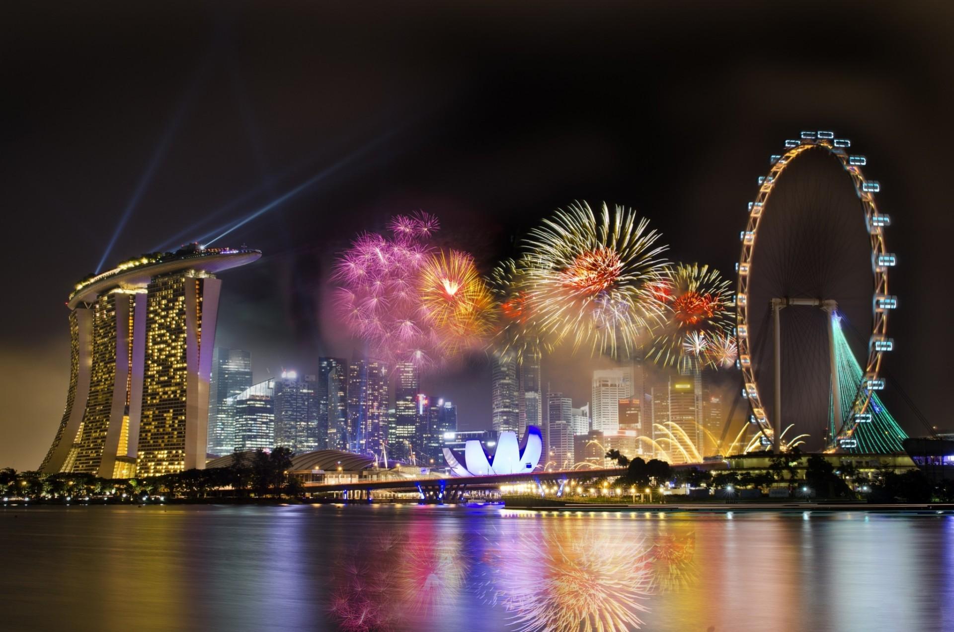 Красивые картинки сингапура, днем рождения поздравительные