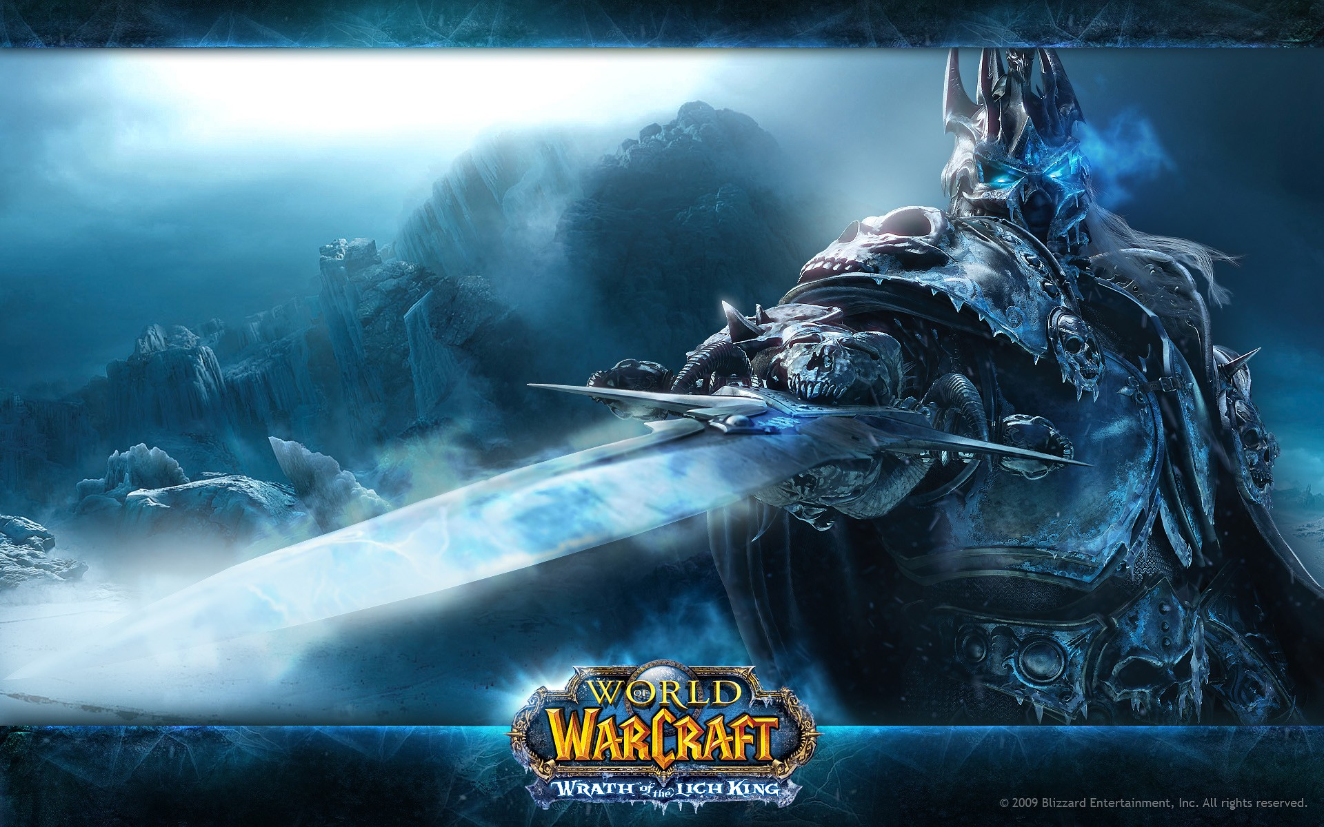 world of warcraft wow lich king