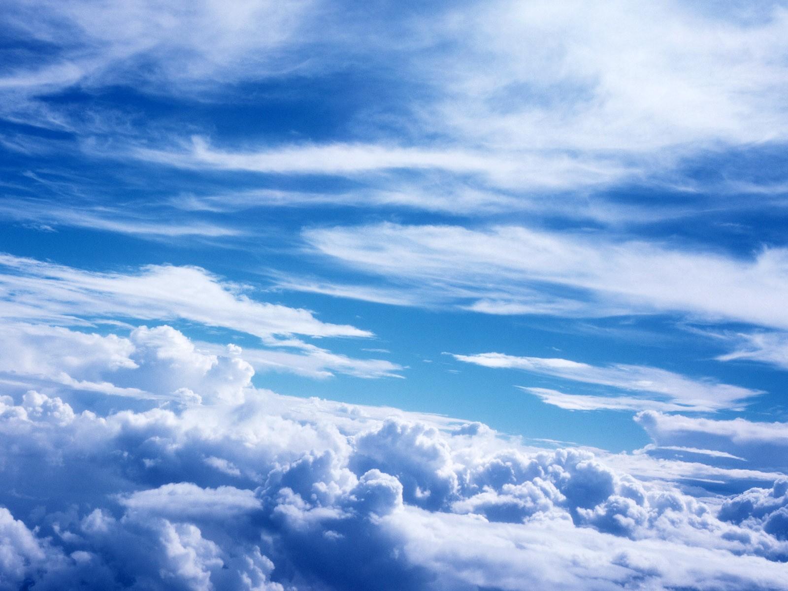 Я рисовала тебе бело небо