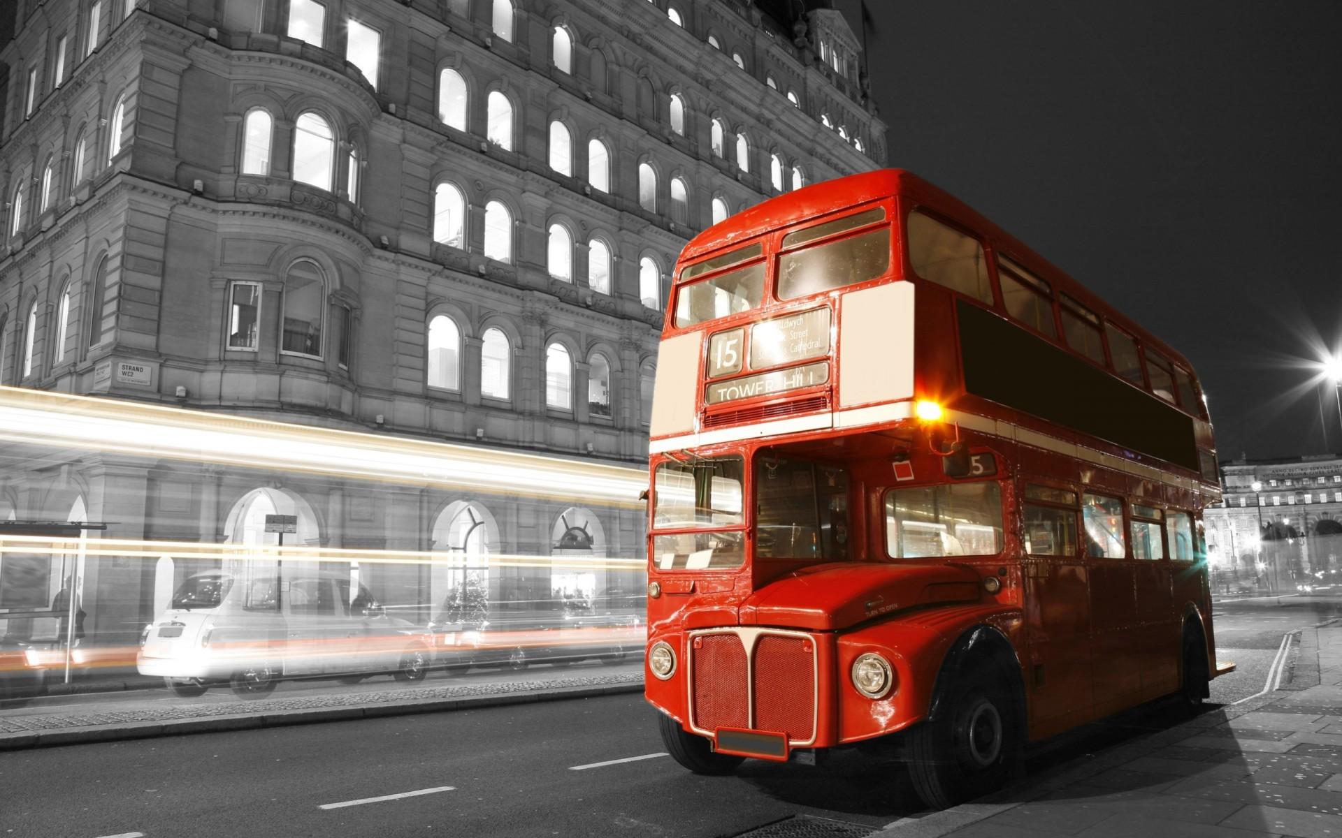 Обои автобусы. Разное foto 16
