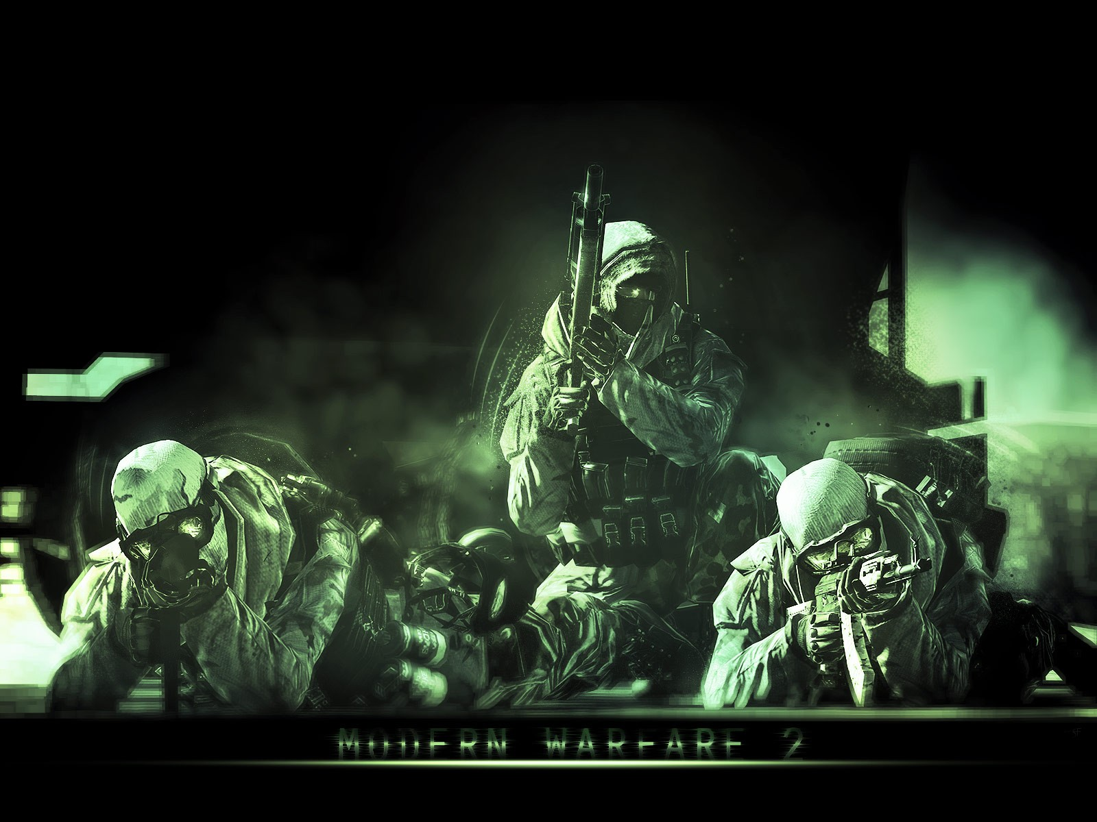 call of duty modern warfare 2 солдат война