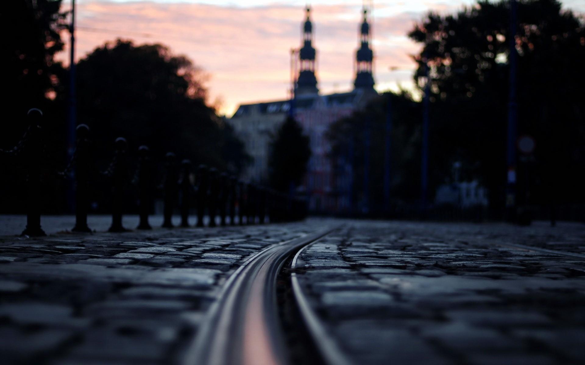 Трамвайные пути без смс