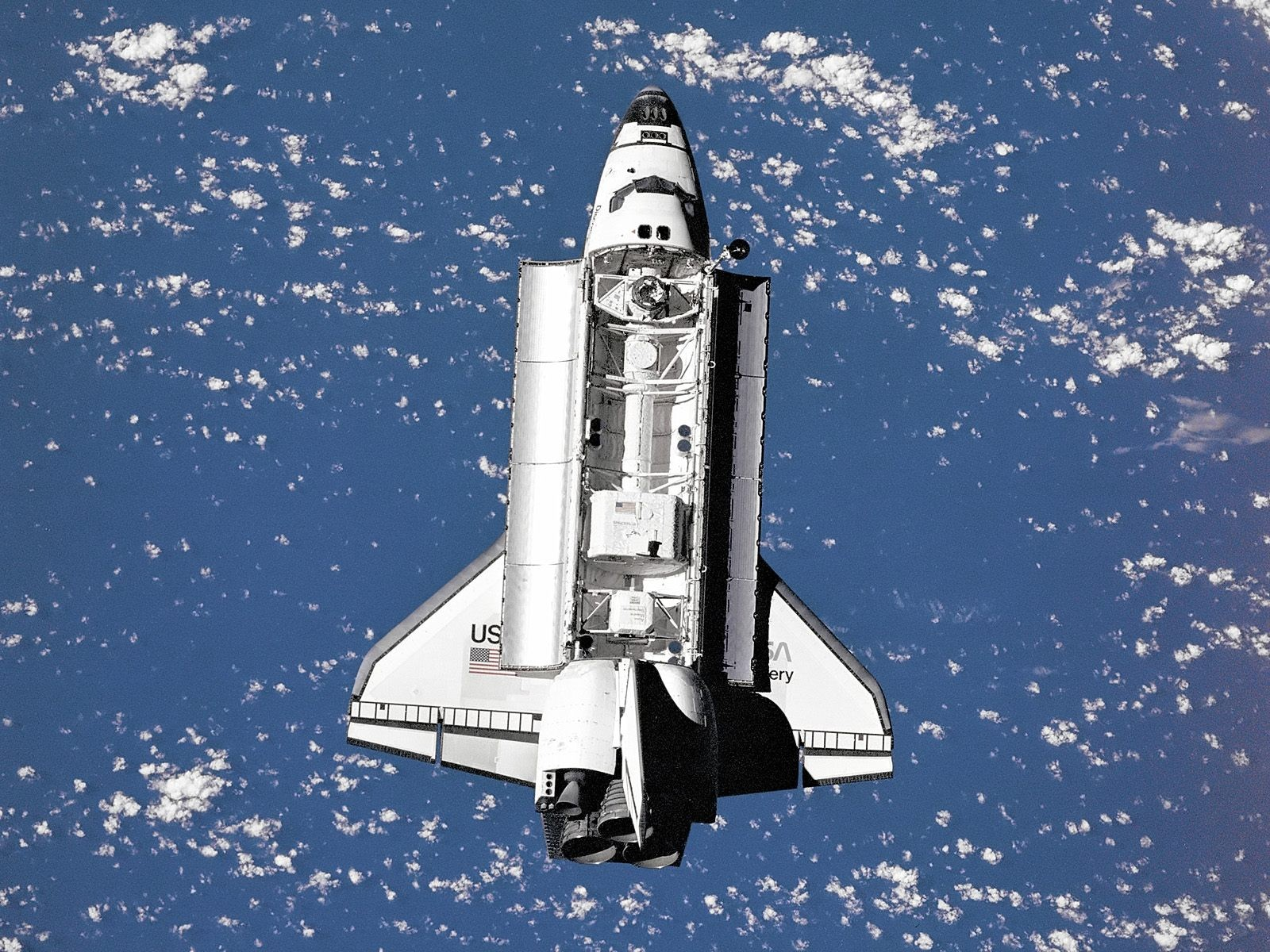 discovery space shuttle - HD1600×1200