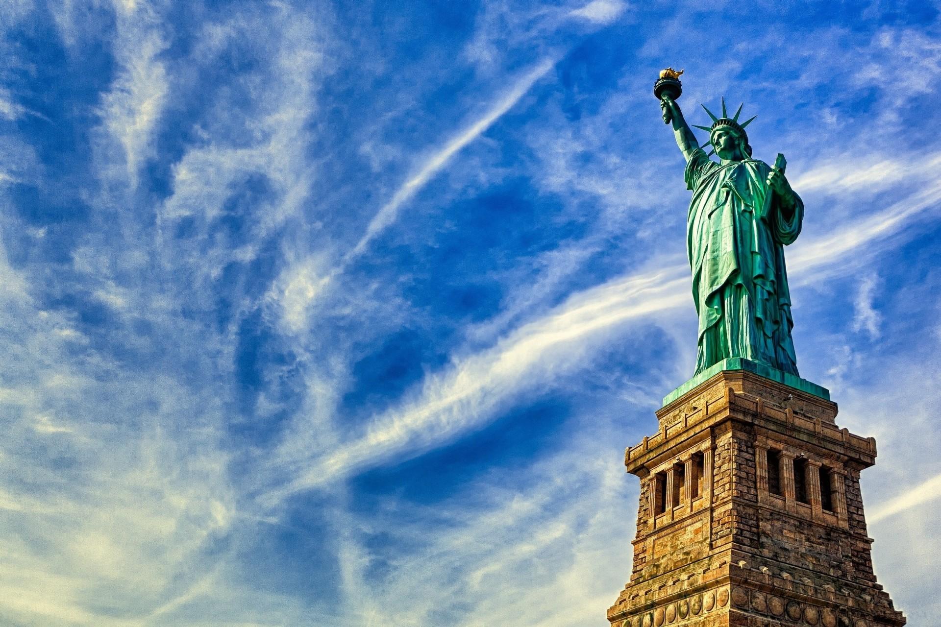 красивые картинки статуя свободы шишка очень