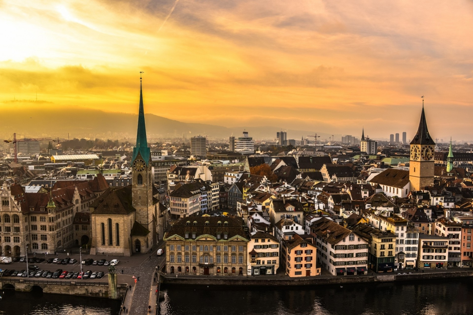 Синаногу в Цюрихе изуродовали антисемитскими граффити