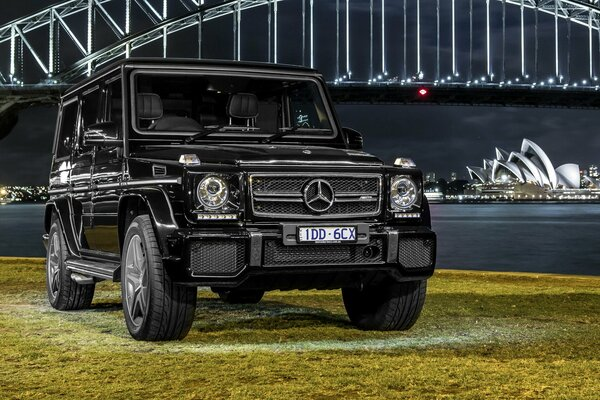 amg mercedes-benz g-класса w463 мерседес амг