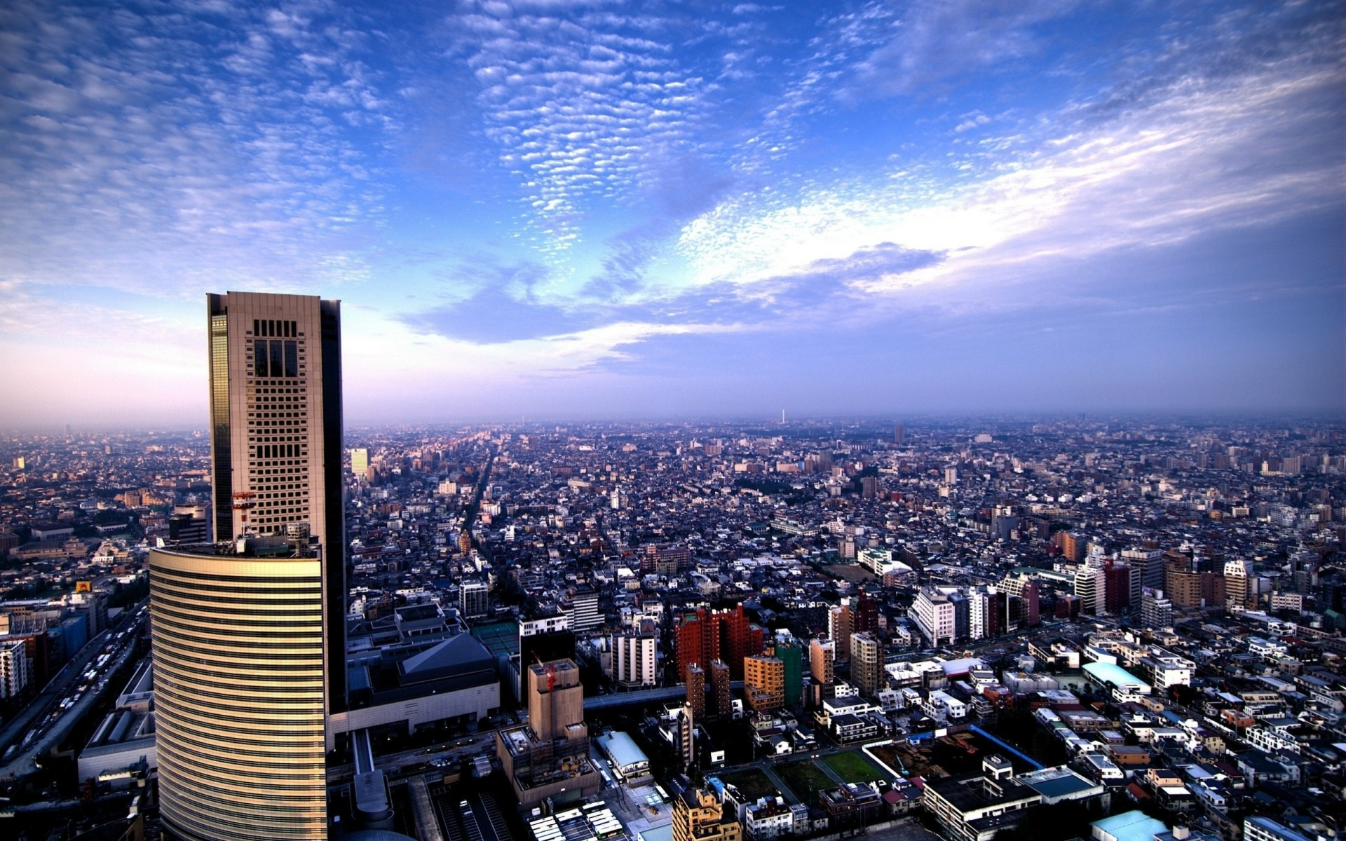 Sky city tokyo pictures