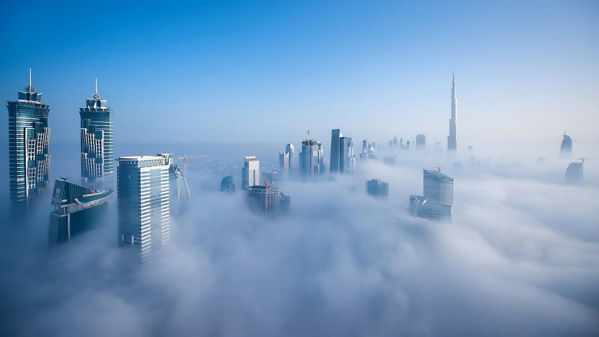 небоскребы на рассвете подборки