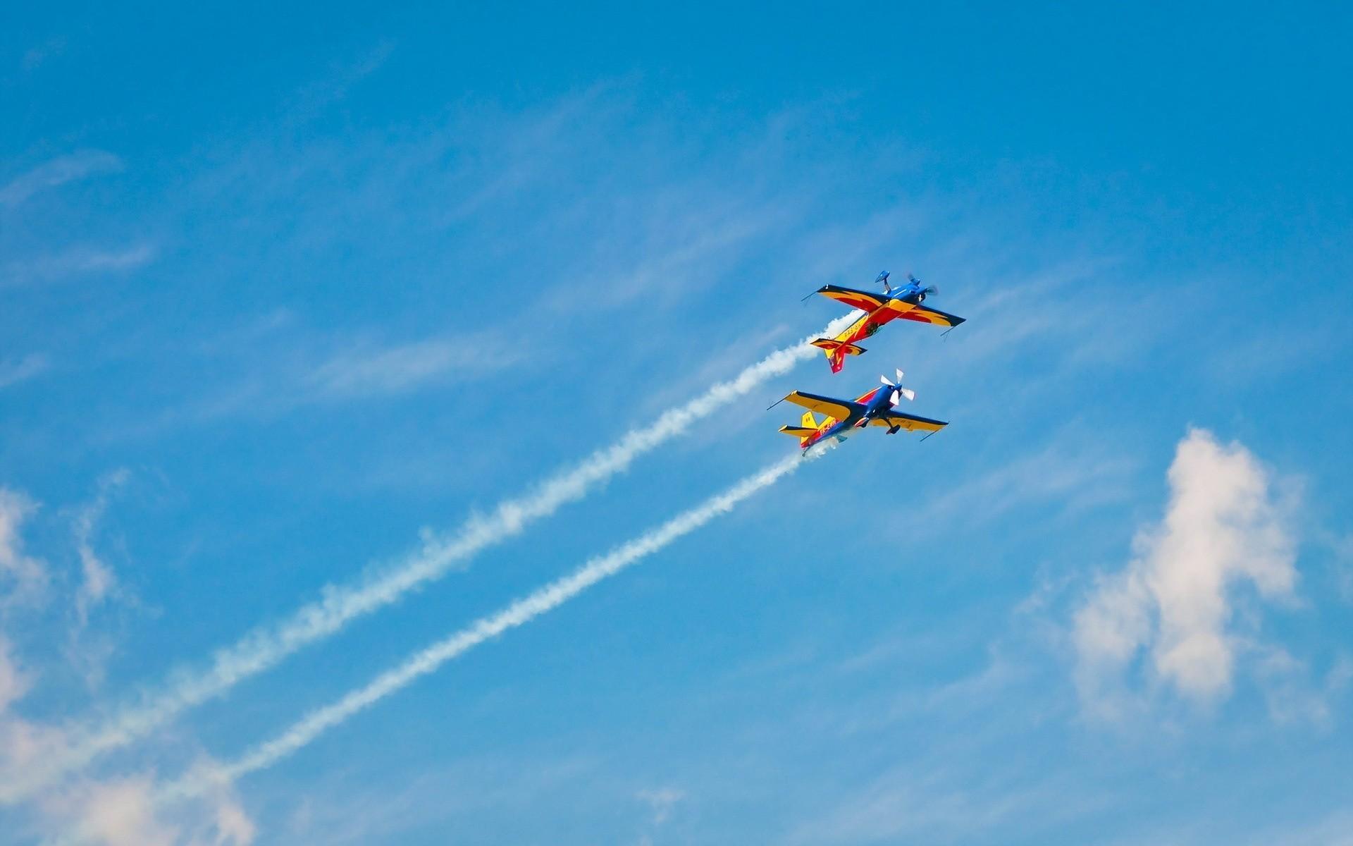 Обои в небе, Самолёт. Авиация foto 15