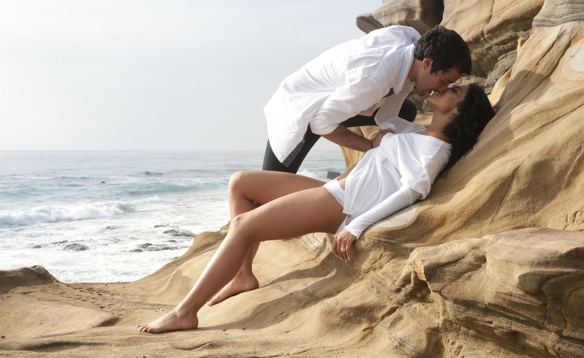 Секс оргии на нудиском пляже в hd