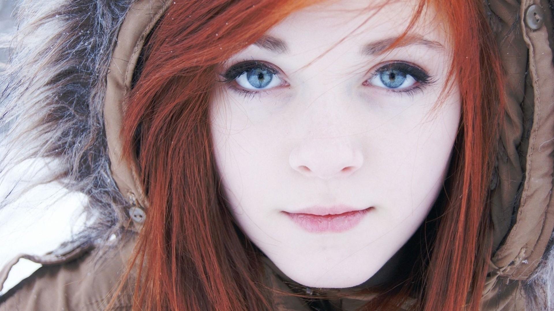 Фото рыжих красивых женщин 10 фотография