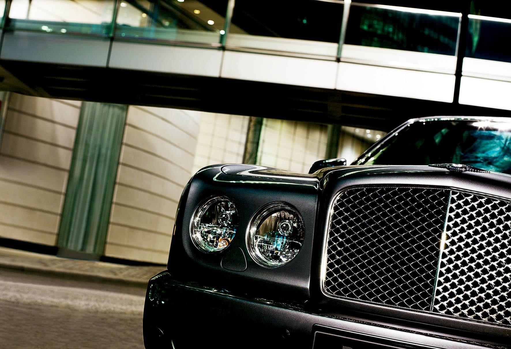 Bentley Arnage бесплатно