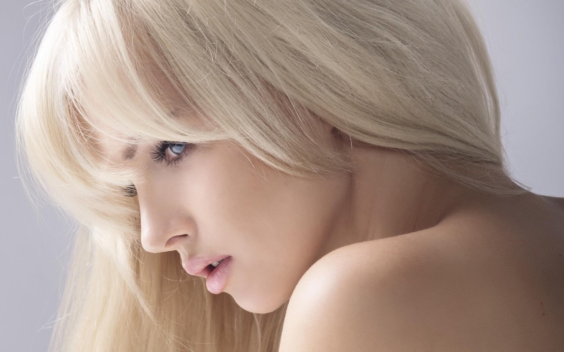 Фото блондинок в домашних условиях на аву с короткими волосами