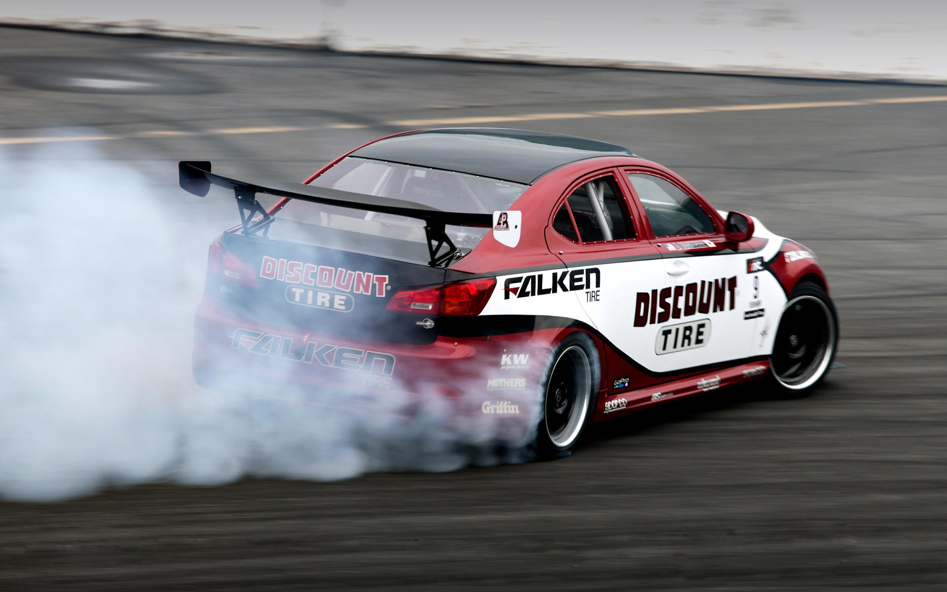 drift lexus is350