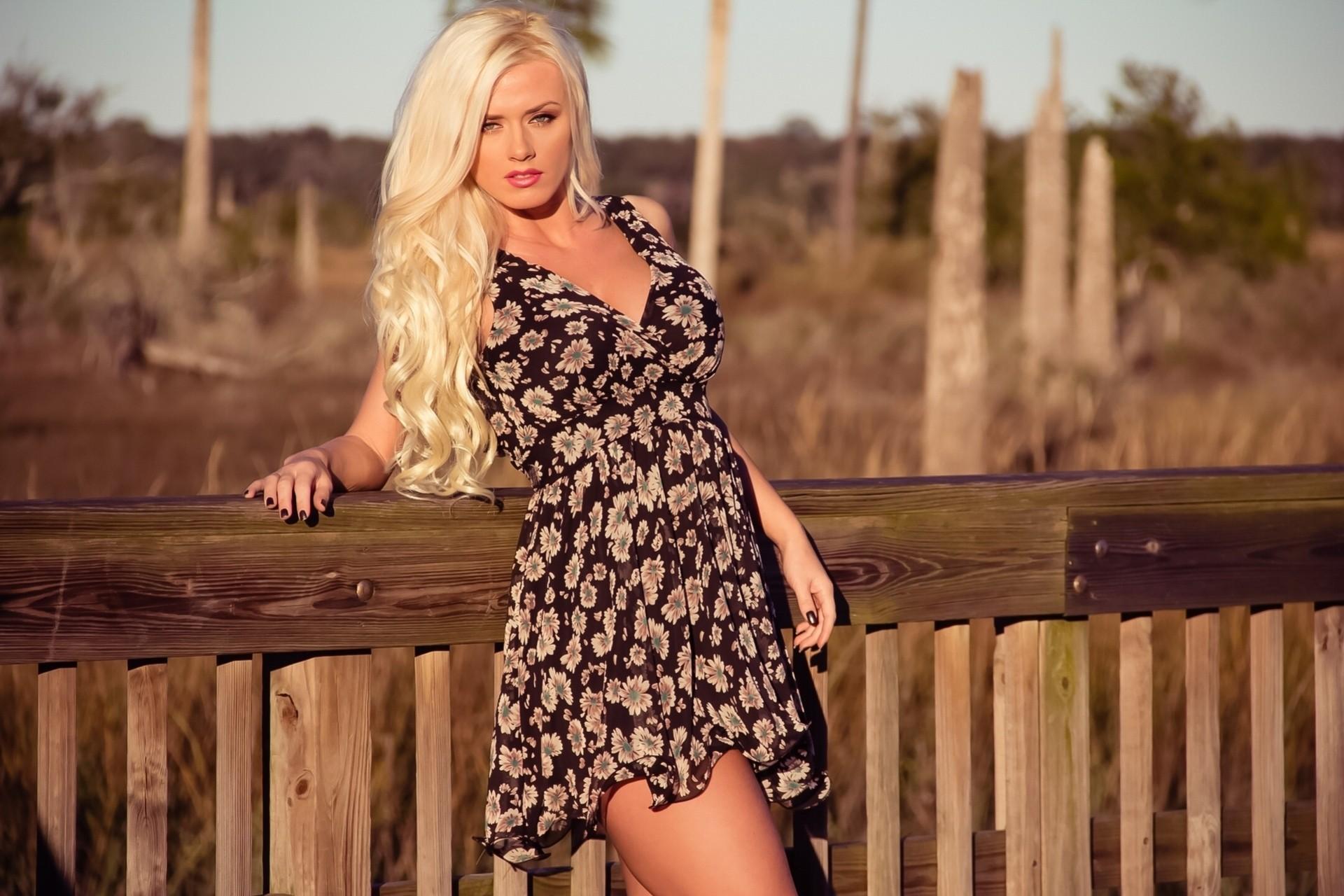 Фото омских блондинок — 2