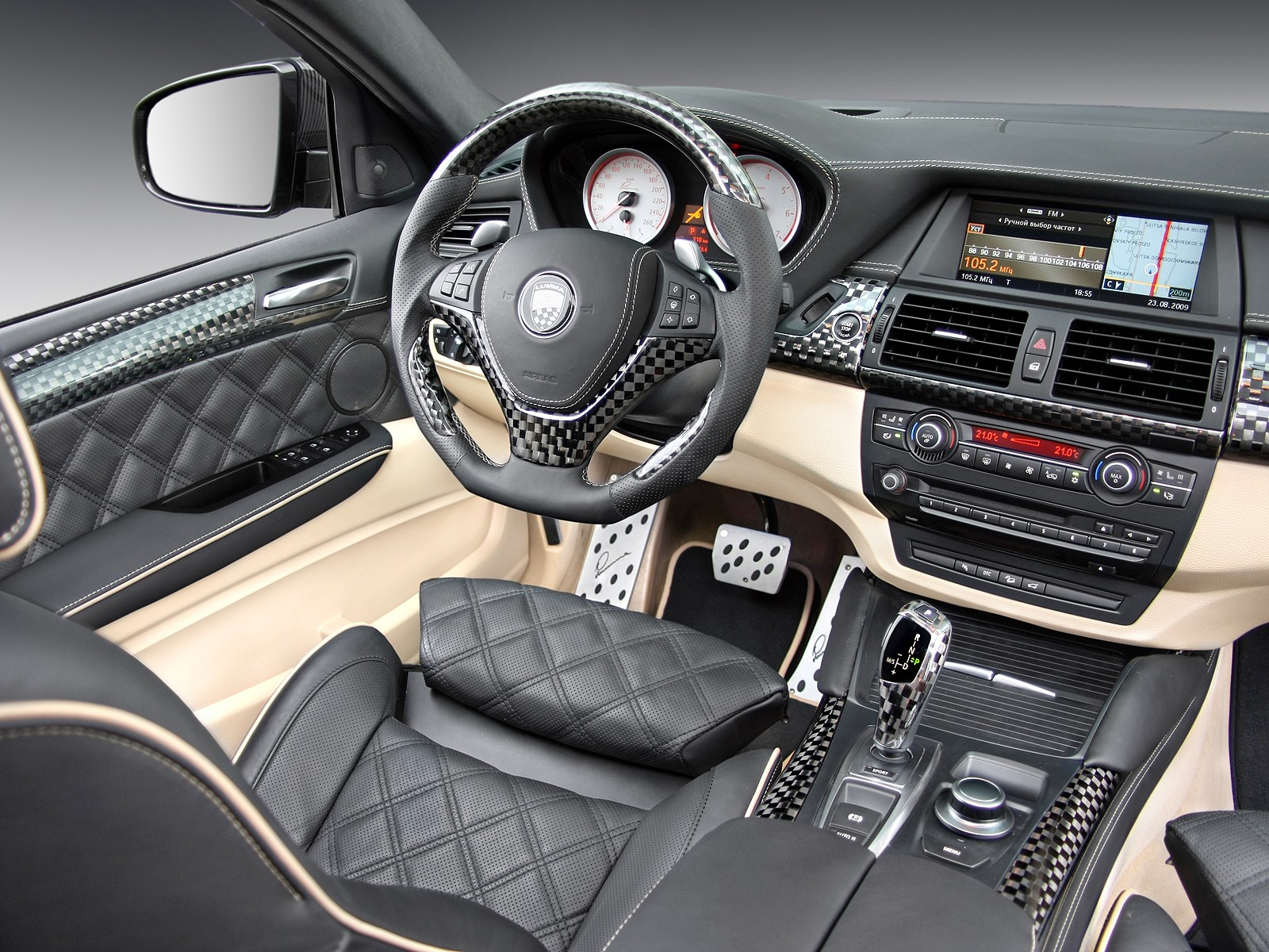 interior topcar bmw