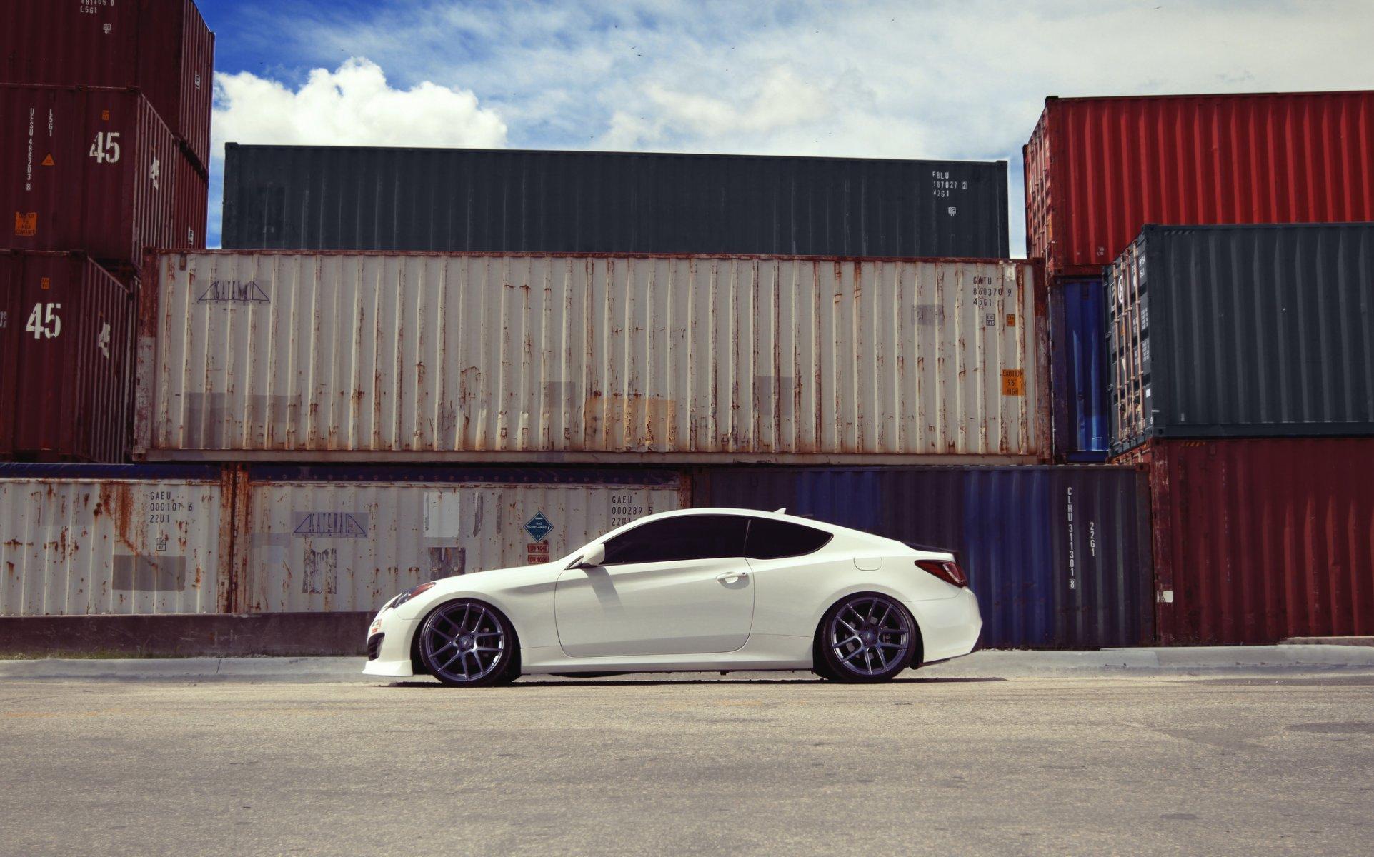 Обои coupe rmr, тюнинг, хюндай, genesis, Hyundai. Автомобили foto 17