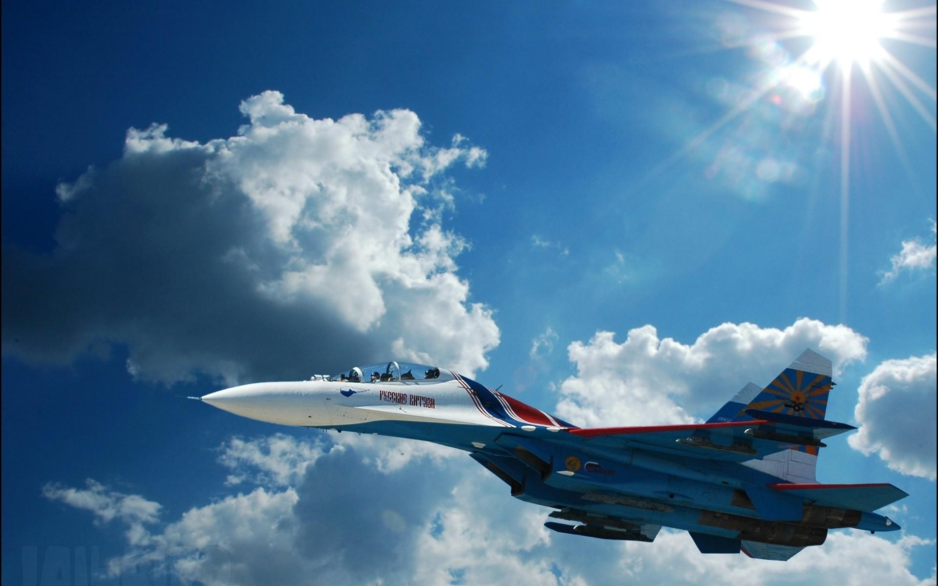 Обои истребители, Облака. Авиация foto 14