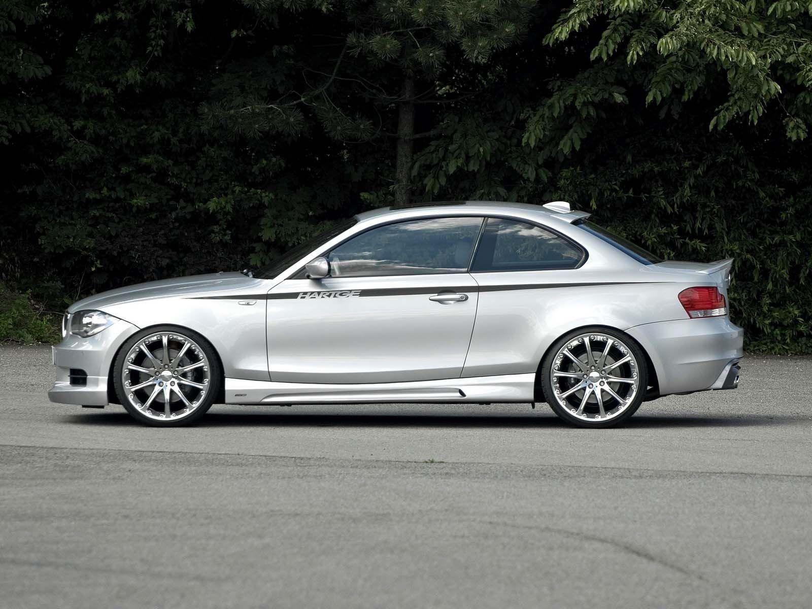 hartge bmw 1 series coupe