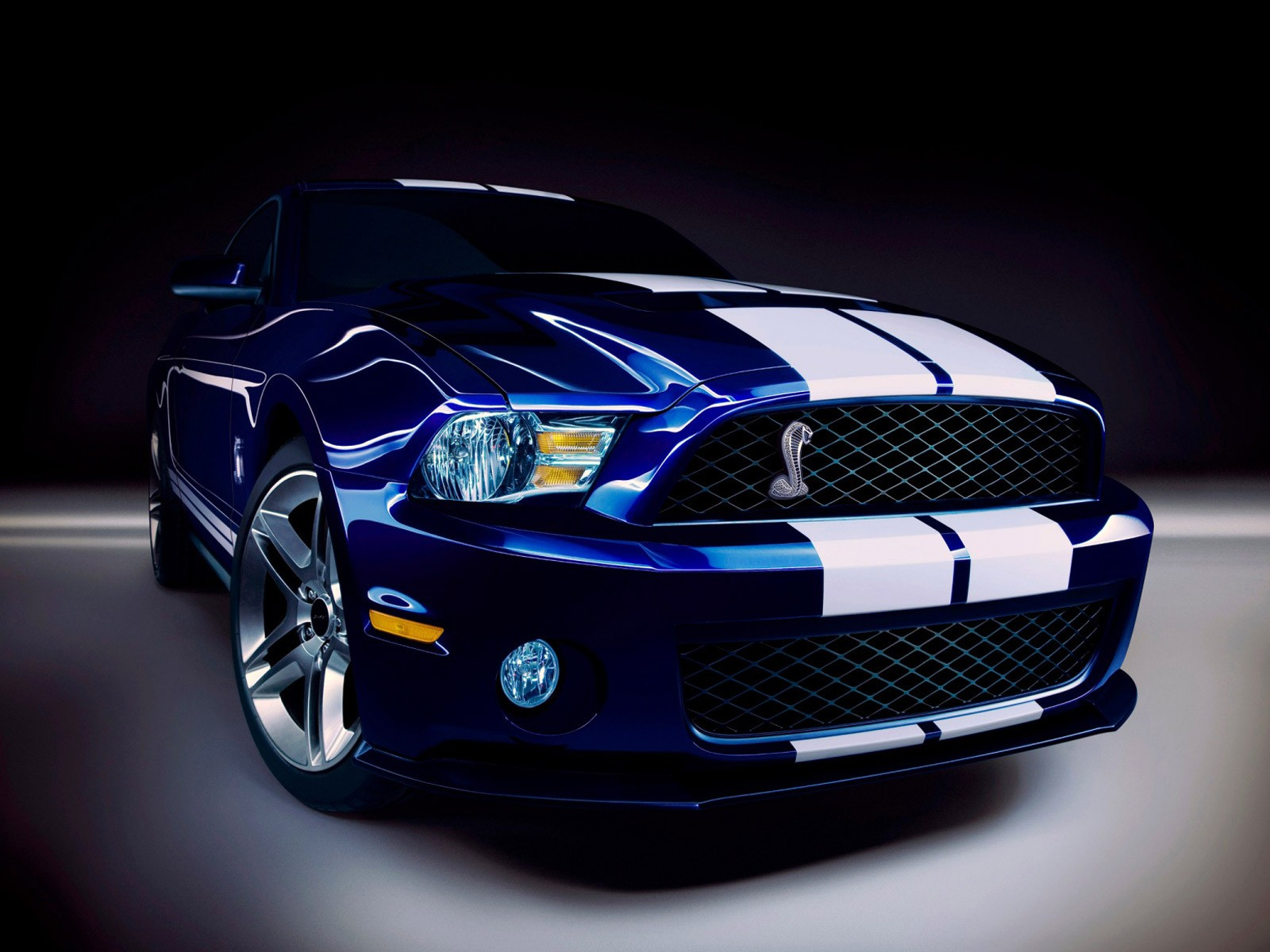 mustang shalby gt500